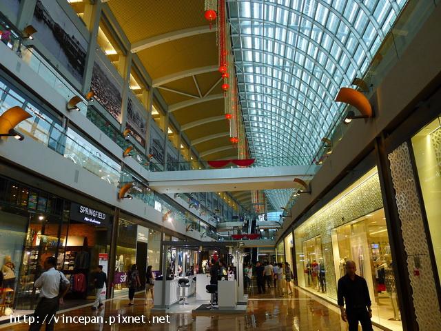 購物中心 長廊1