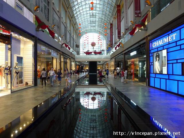 購物中心 長廊3