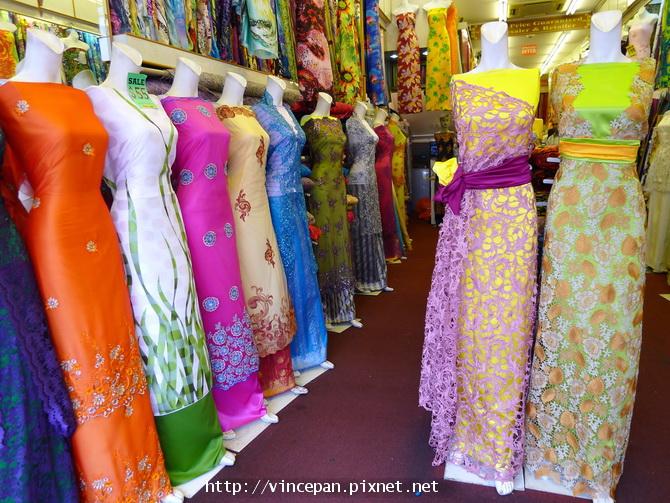 馬來傳統服飾