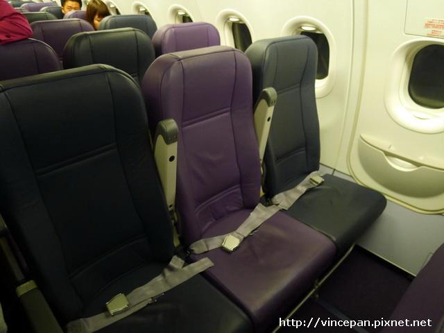 機艙座位1