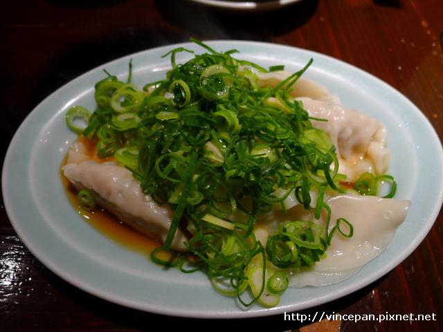 柚子元 蒸餃