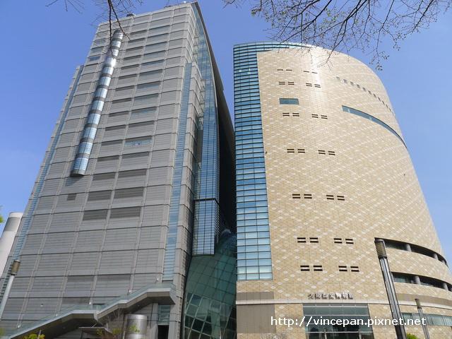大阪歷史博物館 NKH