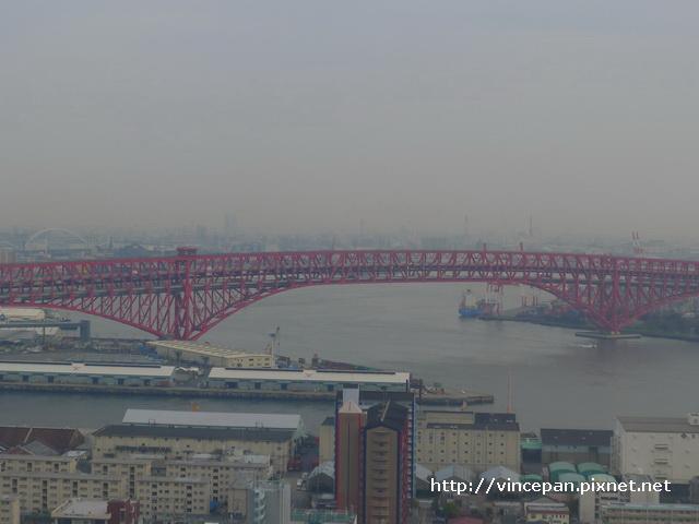 紅色鐵橋 1
