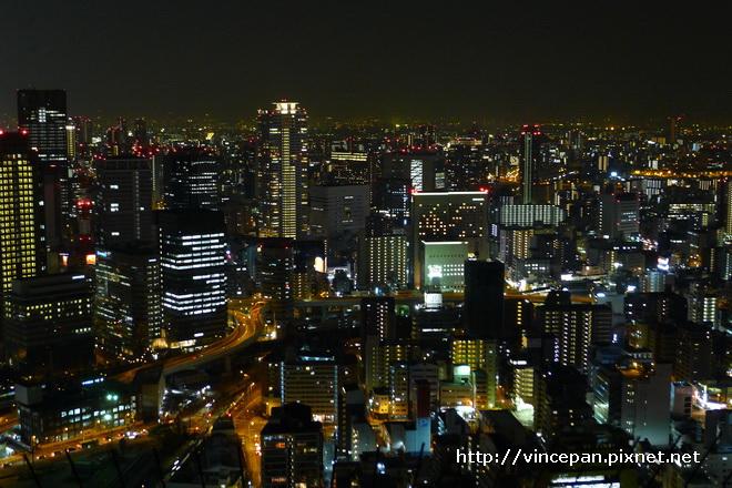 梅田夜景1