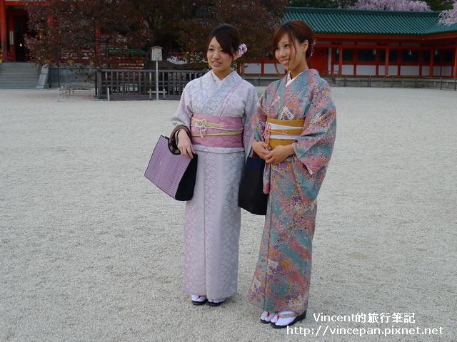 和服日本妹