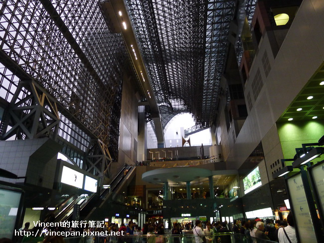 京都車站內1