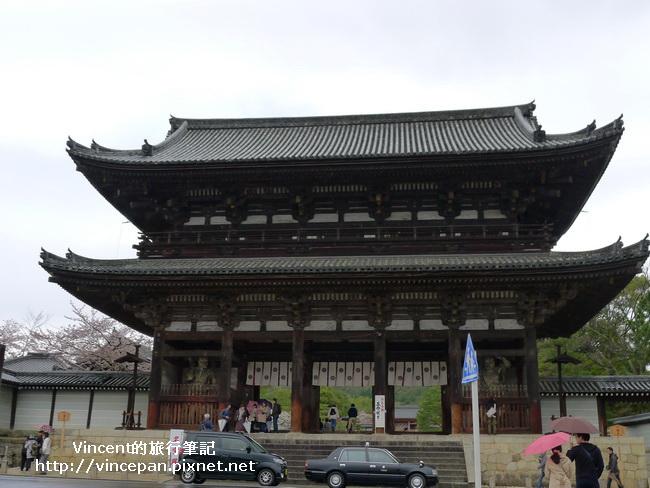 仁和寺二王門