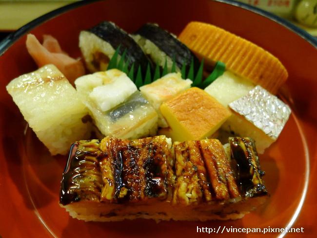 大阪壽司套餐1