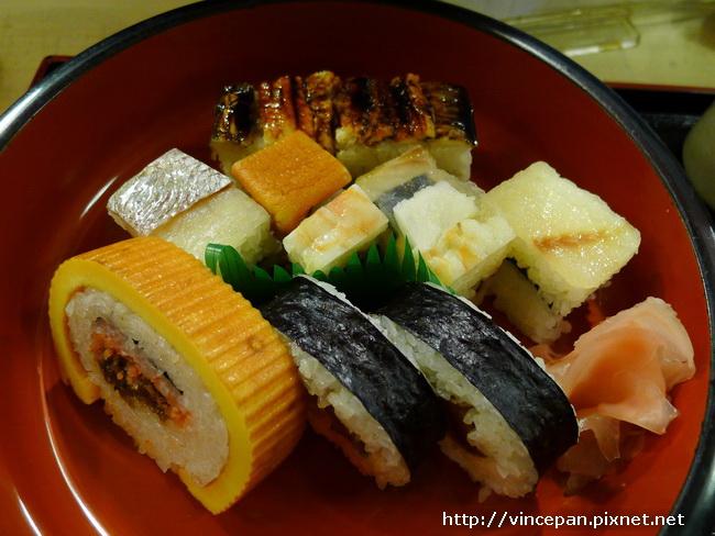大阪壽司套餐 2