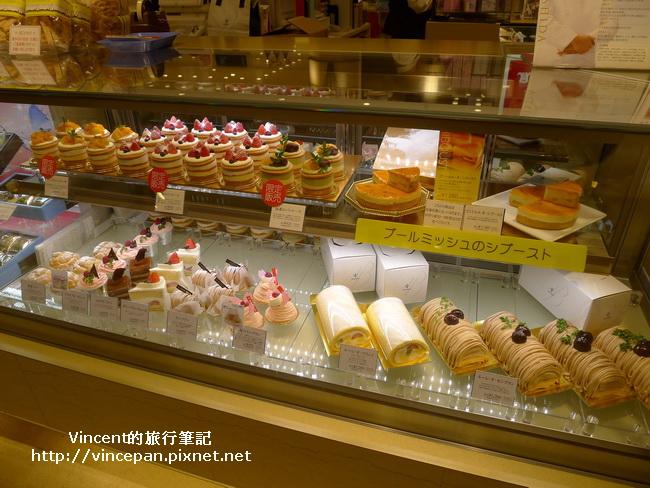 阪急B1甜點4