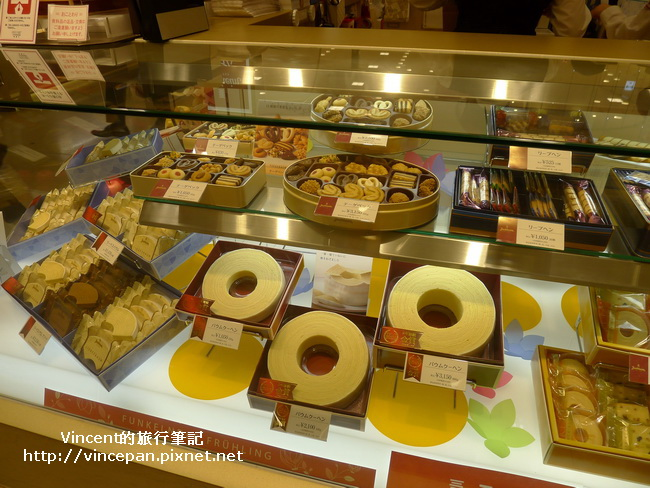 阪急B1甜點6