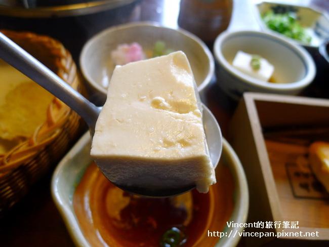 湯豆腐 近拍