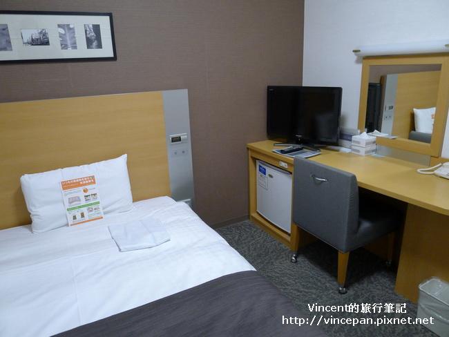 Comfort Hotel 房間