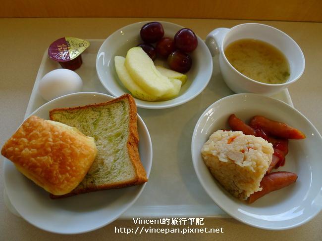 Comfort Hotel 早餐2