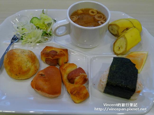 Via Inn京都四条 早餐