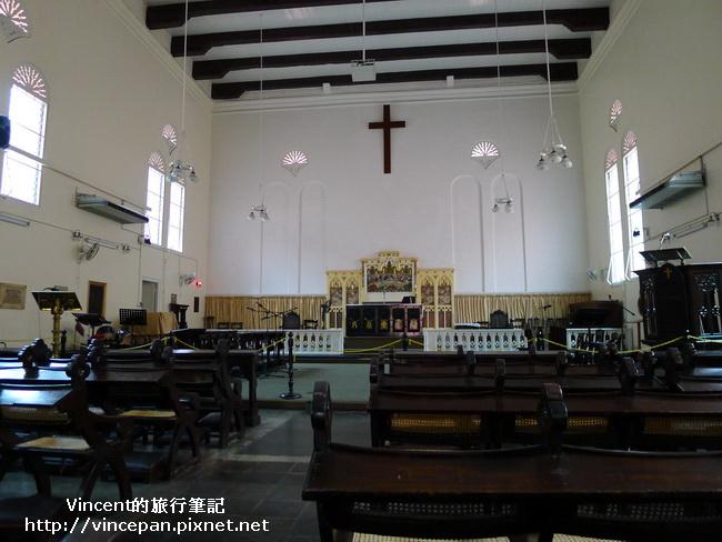 Christ Church Melaka 內部