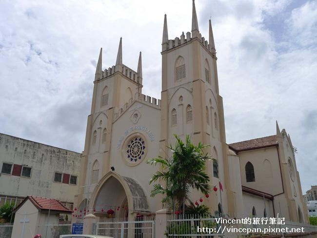 聖芳濟天主堂
