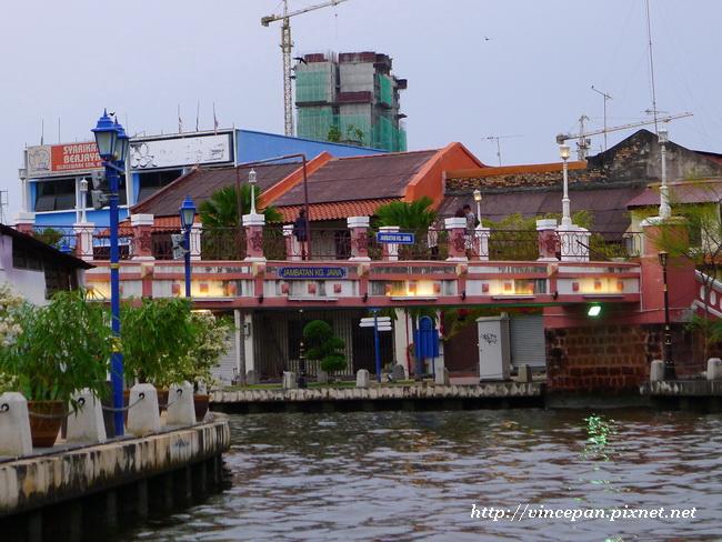 馬六甲河 橋1