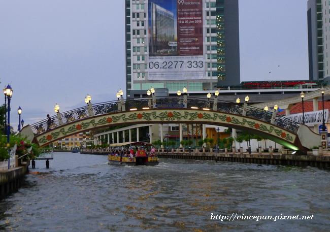 馬六甲河 橋2