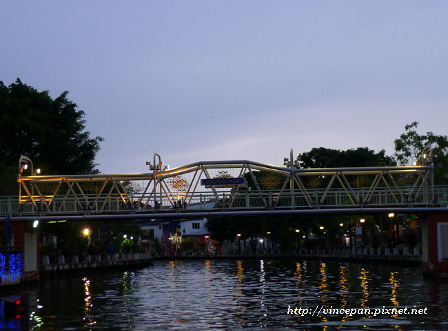 馬六甲河 橋3