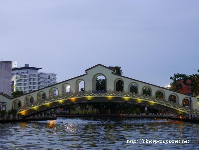 馬六甲河 威尼斯橋