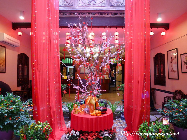 Hotel Puri 大廳天井