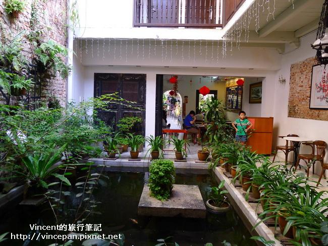 Hotel Puri 天井