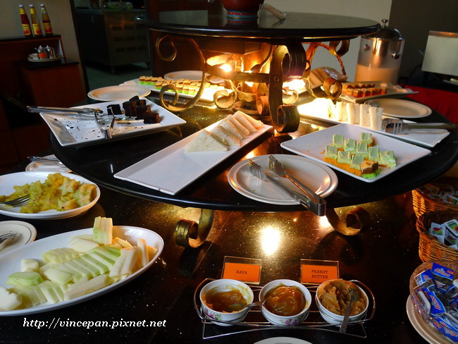 Hotel Puri 早餐 土司 甜點