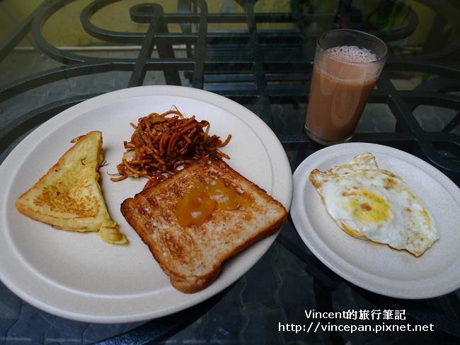 Hotel Puri 早餐