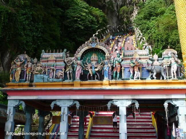 印度教的牌樓