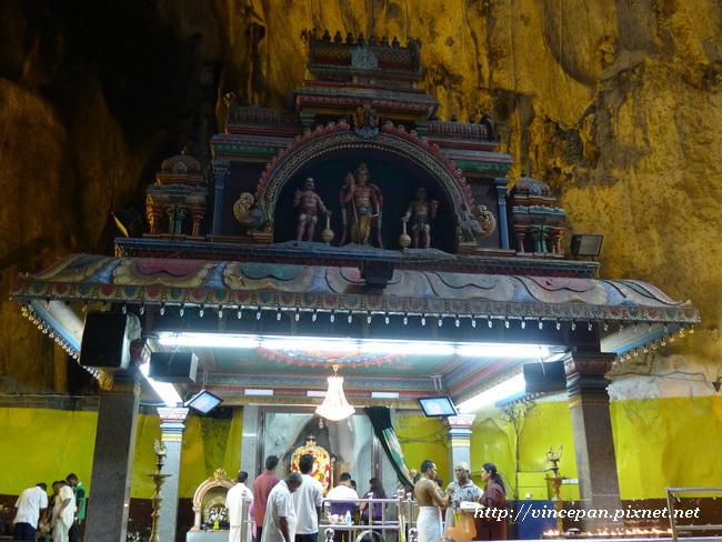 光洞內印度廟