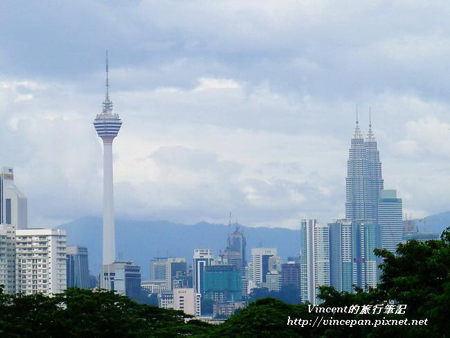 吉隆坡塔 與 KLCC