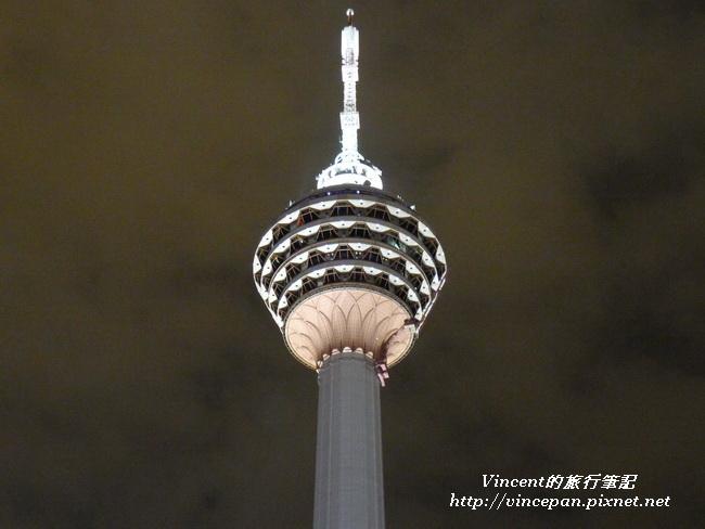 吉隆坡塔 塔頂