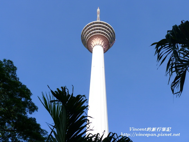 吉隆坡塔 白天