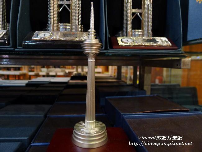 吉隆坡塔 紀念品