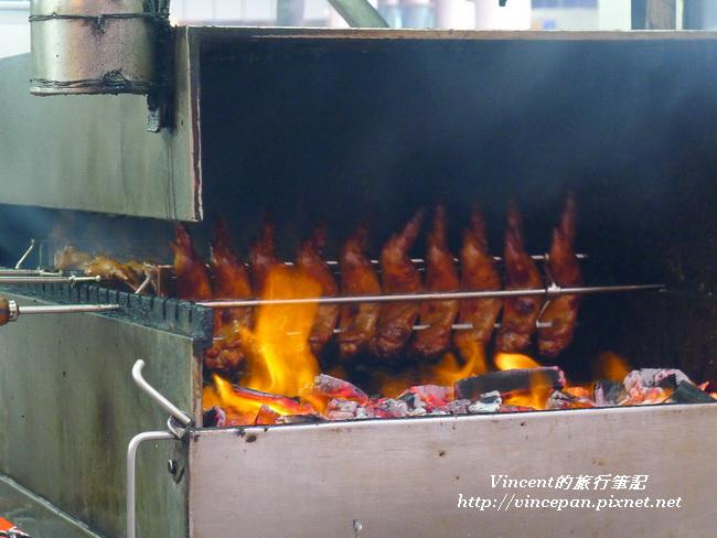 黃亞華小食 烤雞翅