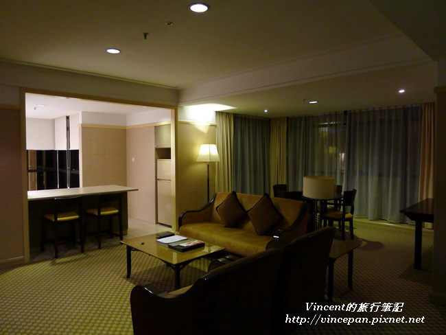 Hotel Pacific Regency Suite 商務套房
