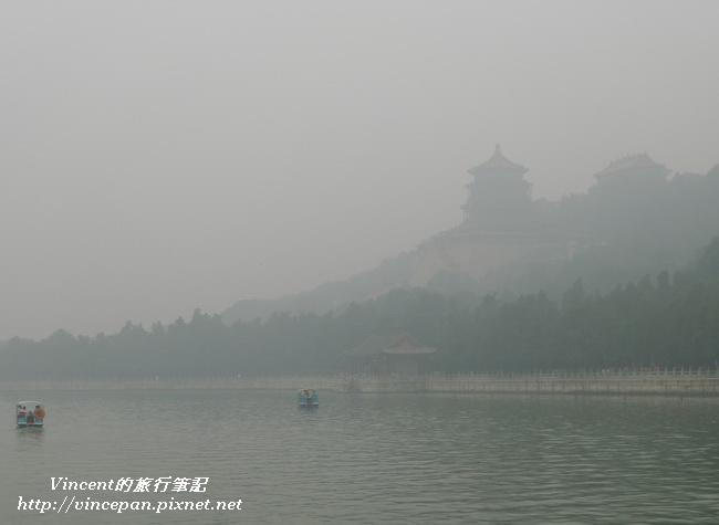 萬壽山和昆明湖