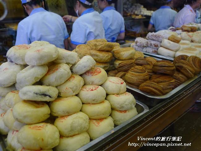 護國寺小吃糕餅