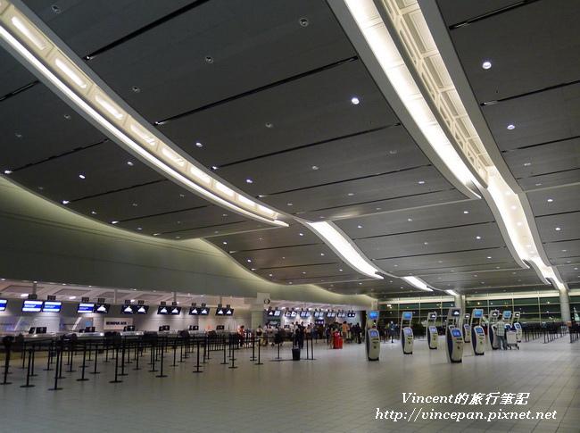 皮爾森機場 第三航廈1