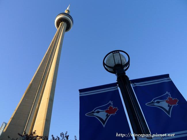 CN Tower 藍鳥隊