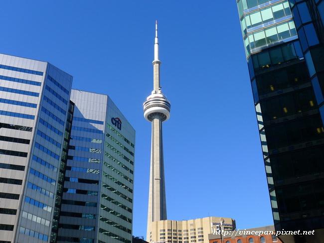CN Tower 日景1