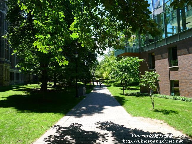 多倫多大學步道