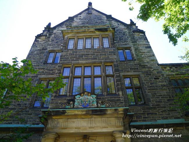 Trinity College建築3