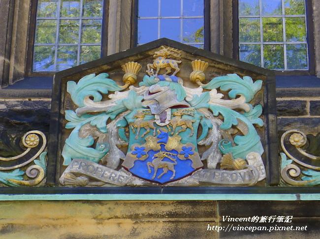 Trinity College院徽
