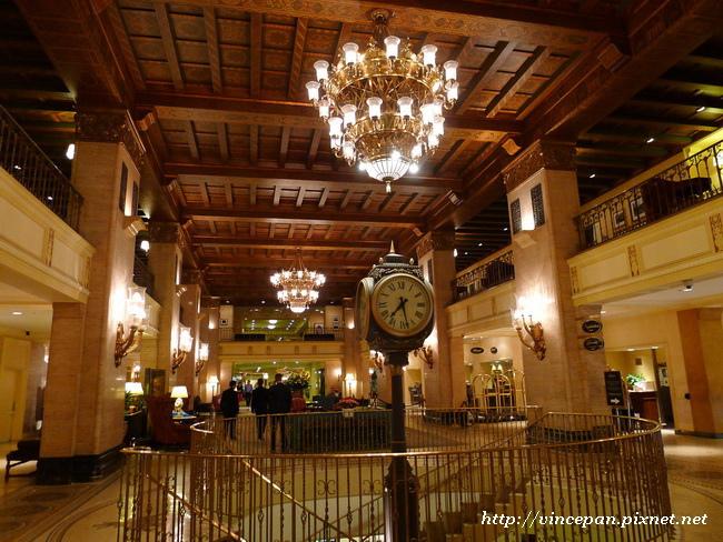 Fairmont Royal York Hotel內部