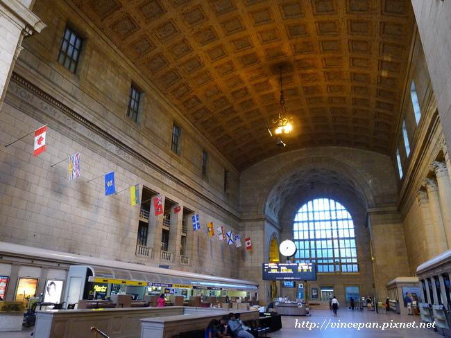 Union Station內部