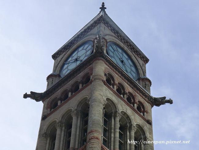 Old City Hall 塔