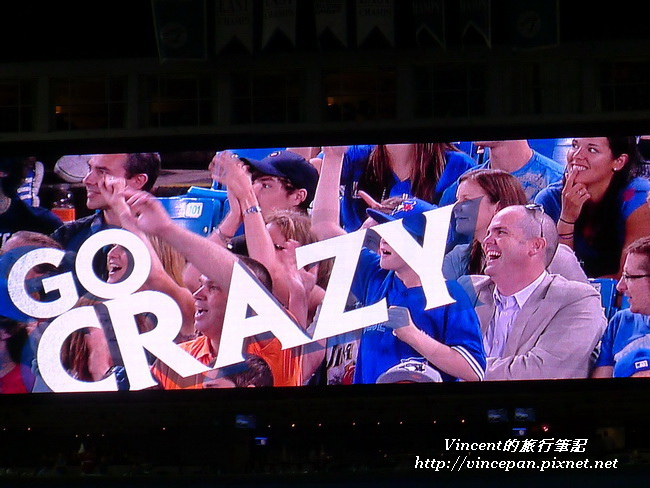 GO Crazy
