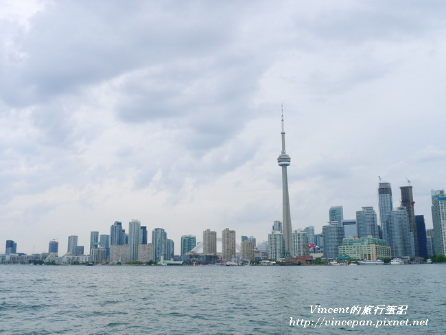 CN tower市區